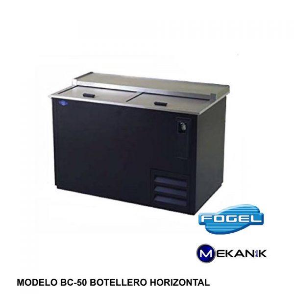 Botellero horizontal modelo BC-50