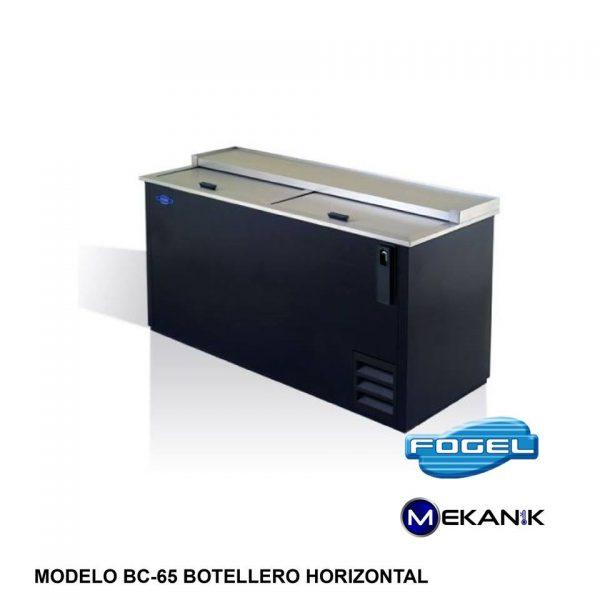 Botellero horizontal modelo BC-65