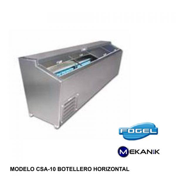 Botellero horizontal modelo CSA-10-SC