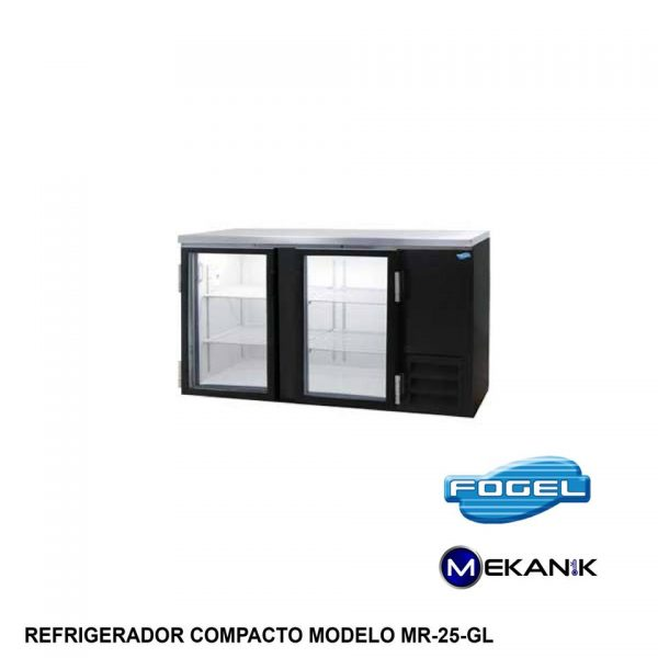 Botellero horizontal modelo MR-25 GL
