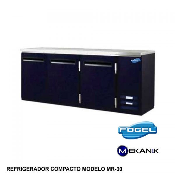 Botellero horizontal modelo MR-30