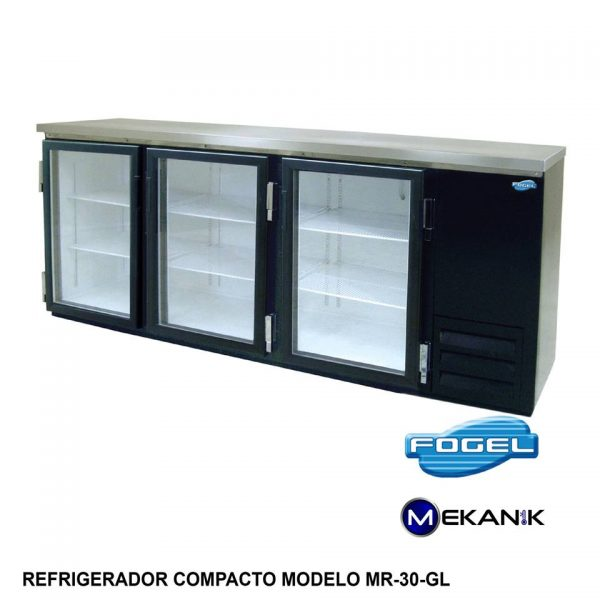 Botellero horizontal modelo MR-30 GL