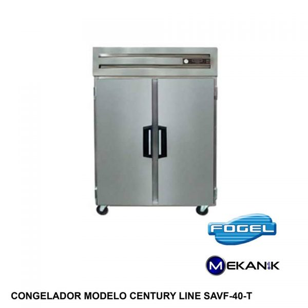 Congelador mediano modelo SAVF-40-T