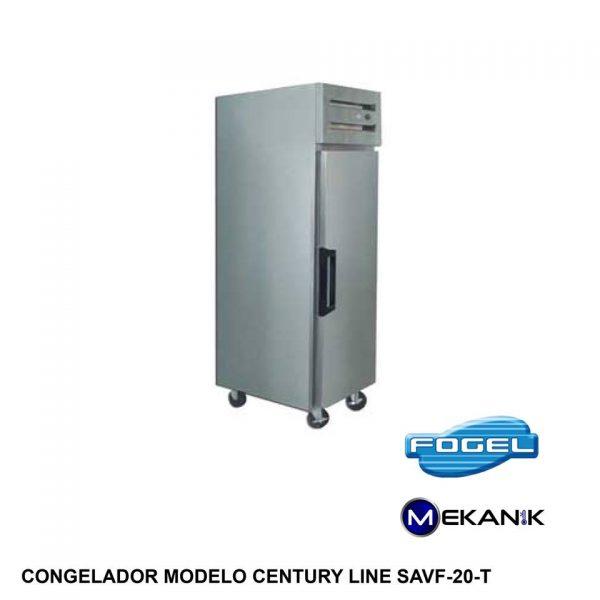 Congelador pequeño modelo SAVF-20-T