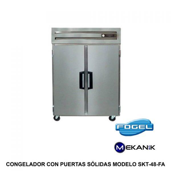 Congelador pequeño modelo SKT-48-FA