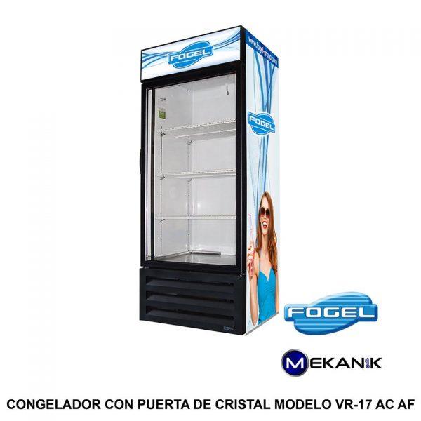 Congelador pequeño modelo VR-17-C