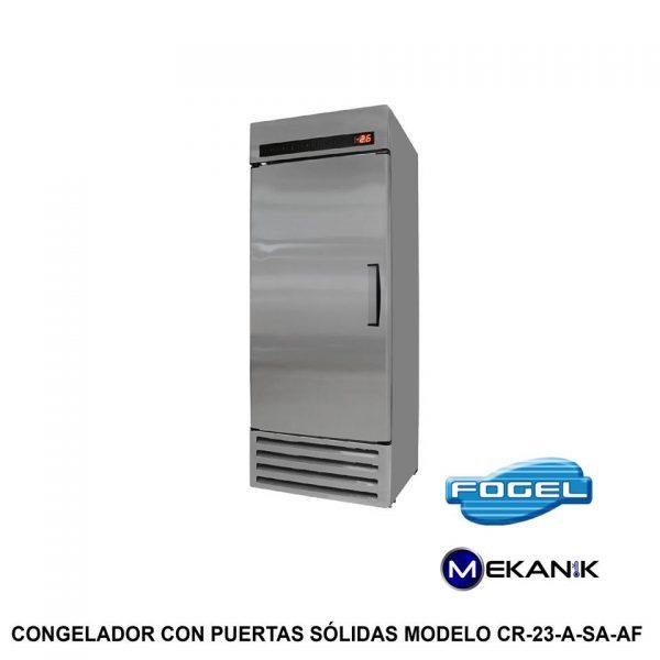 Congelador vertical modelo CR-23-AC-AF-SA-US