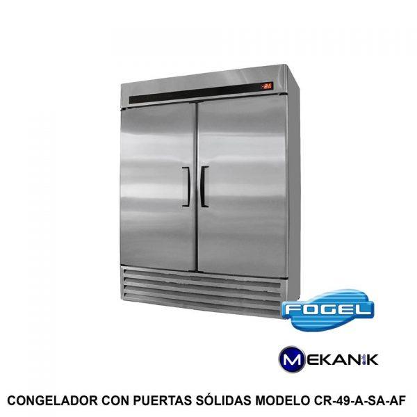 Congelador vertical modelo CR-49-AC-AF-SA-US