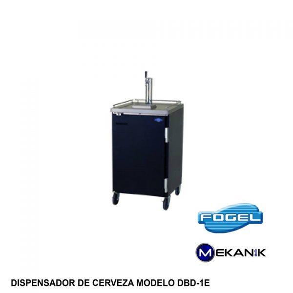 Dispensador de cerveza modelo DBD-1E