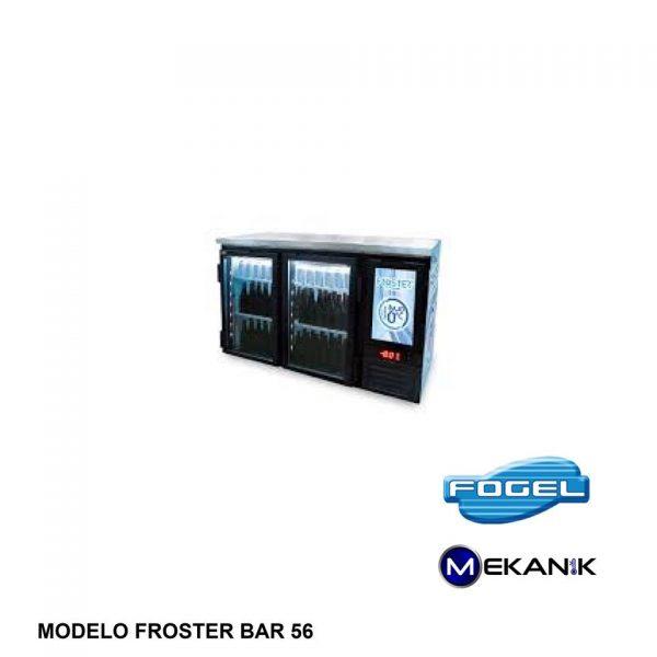 FROSTER back bar modelo BAR-56