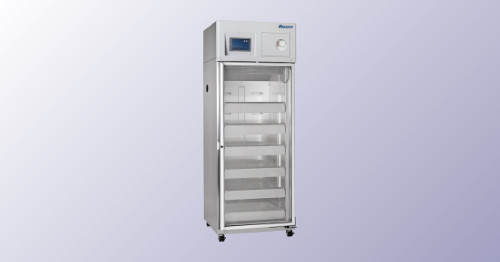 Full Size Single Door Blood Bank Refrigerator – 19.7 cu ft capacity