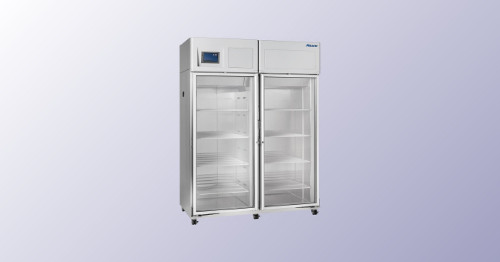 Full size Double Door Laboratory and Pharmacy Refrigerator – 45 cu ft capacity