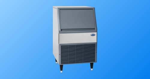 Integrated Icemaker Bin