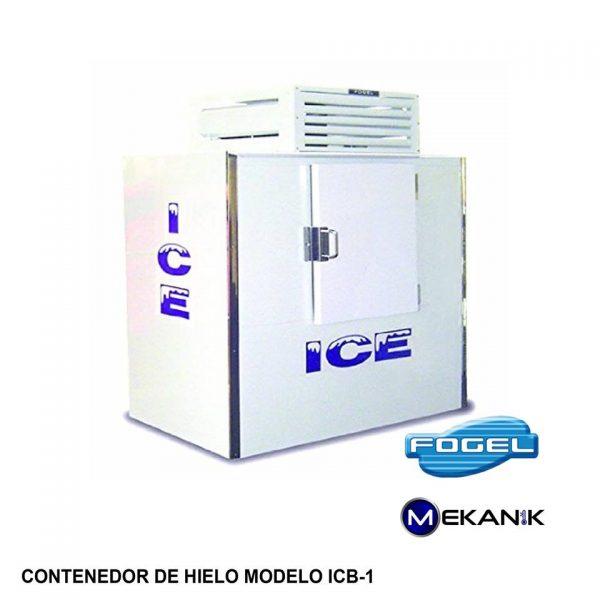 Mantenedor de Hielo modelo ICB-1
