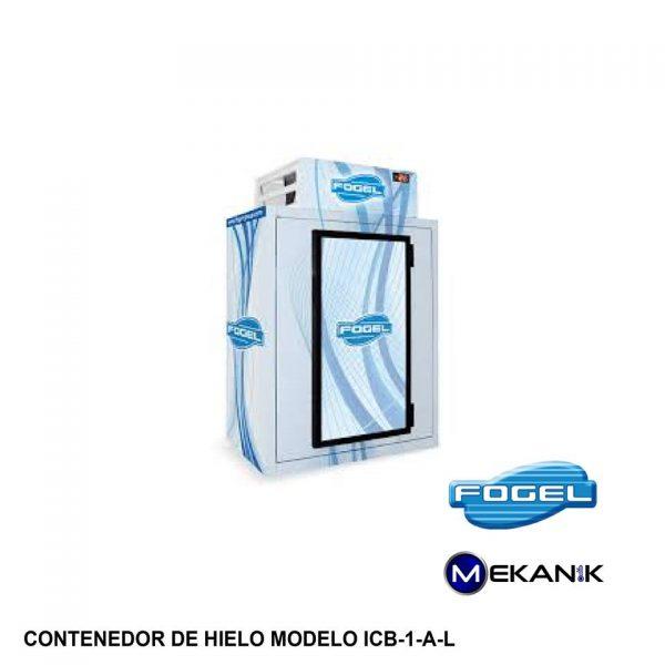 Mantenedor de Hielo modelo ICB-1-AL