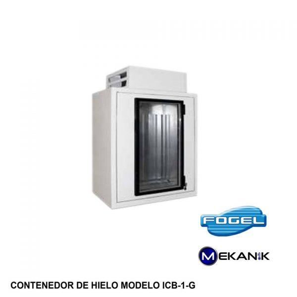 Mantenedor de Hielo modelo ICB-1-G