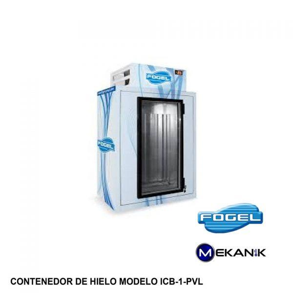 Mantenedor de Hielo modelo ICB-1-PVL