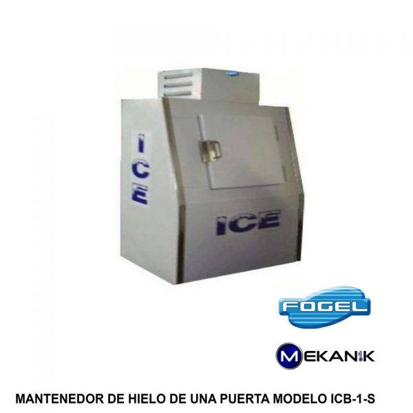 Mantenedor de Hielo modelo ICB-1-S