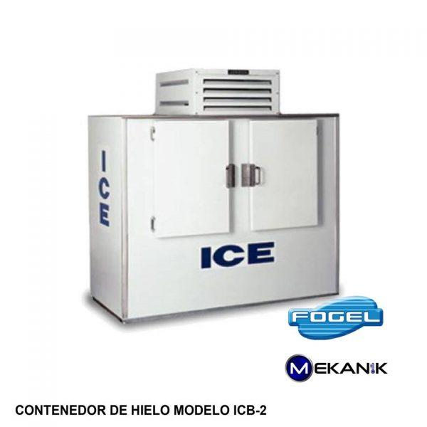 Mantenedor de Hielo modelo ICB-2