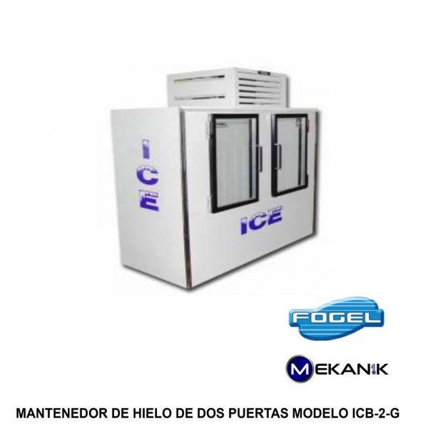 Mantenedor de Hielo modelo ICB-2-G