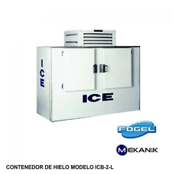 Mantenedor de Hielo modelo ICB-2-L