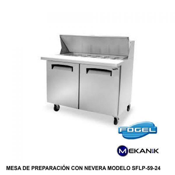 """Mesa """"megatop"""" grande modelo SFLP-59-24"""