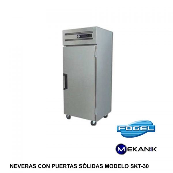 Refrigerador pequeño modelo SKT-30