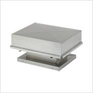 Fabricated Gravity Relief/Intake Ventilator