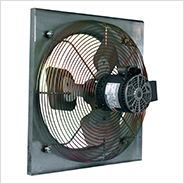 Direct Drive Sidewall Propeller Exhaust/Supply Fans