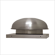 Low Profile Direct Drive Centrifugal Roof/Sidewall Exhaust Fans