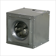 Direct Drive Square Inline Centrifugal Duct Fans