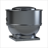 Upblast Direct Drive Centrifugal Roof/Sidewall Exhaust Fans