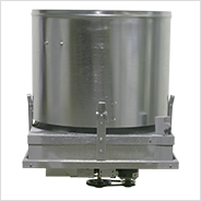 Upblast Propeller Roof Exhaust Fans