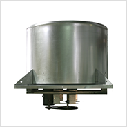 Belt Drive Upblast Propeller Roof Exhaust Fan