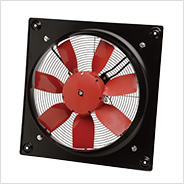 COMPACT Axial Wall Exhaust Fan