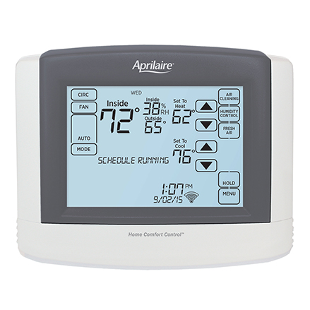 Aprilaire 8910W Wi-Fi Thermostat