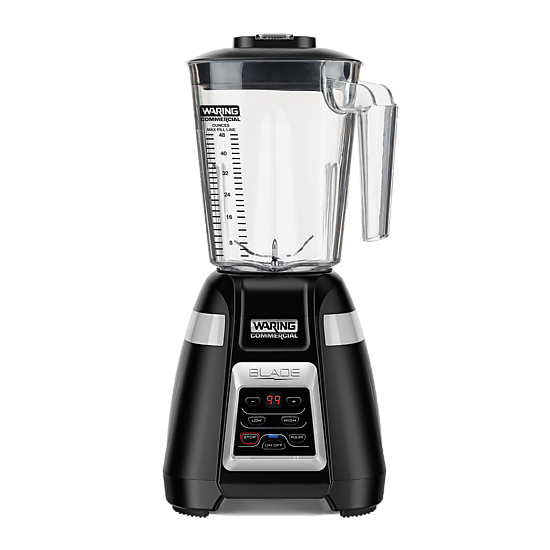 Waring Blade Series 1 HP Blender with Electronic Touchpad Controls and 99-Second Countdown Timer