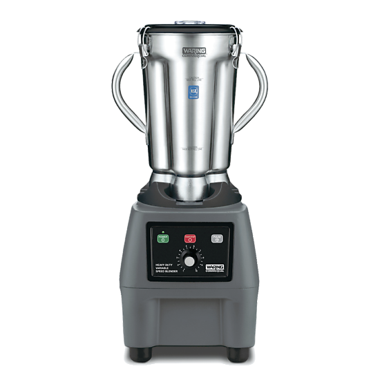 One-Gallon 3.75 HP Variable-Speed Food Blender