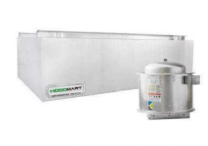 Condensate Hood Type 2 – 10′ x 48″