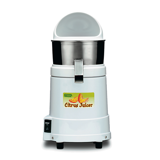 Heavy-Duty Hi-Power Citrus Juicer with Splash Guard