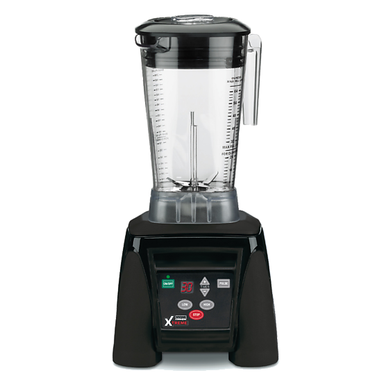 Hi-Power Electronic Touchpad Blender with Timer and 64 oz. Copolyester Container