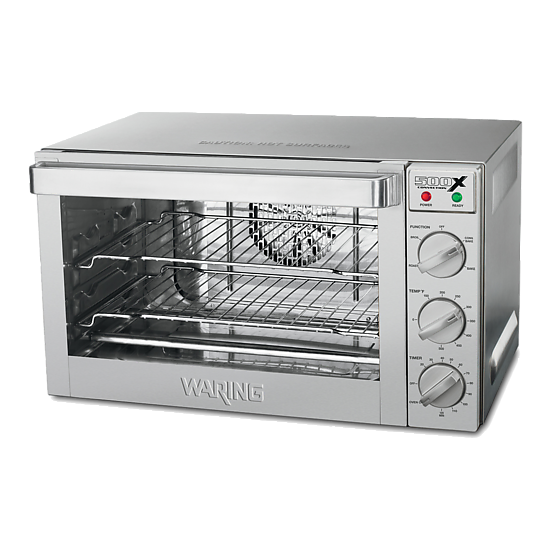 Half-Size Convection Oven