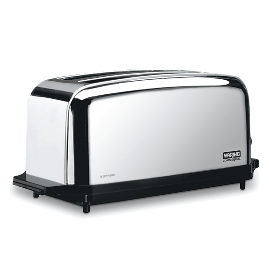 Light-Duty 4-Slice 2-Slot Toaster