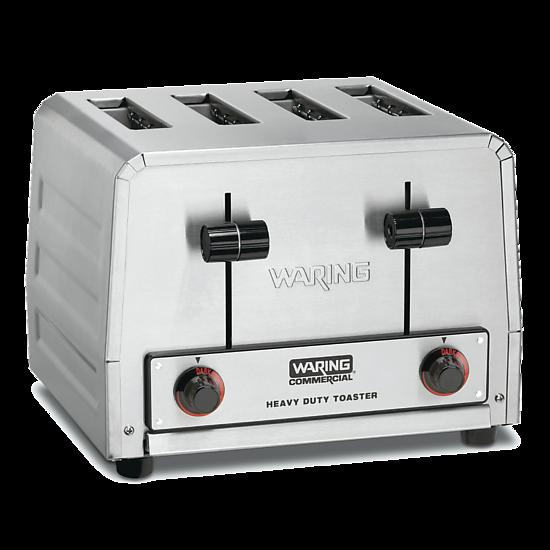 Heavy-Duty 4-Slot Toaster – 120V 2200W