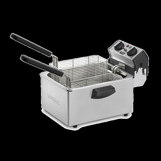 Compact 8.5 lb. Deep Fryer – 120V