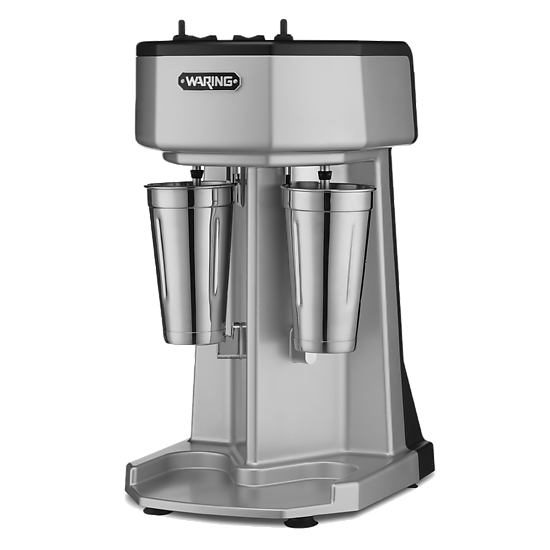 Heavy-Duty Double-Spindle Drink Mixer