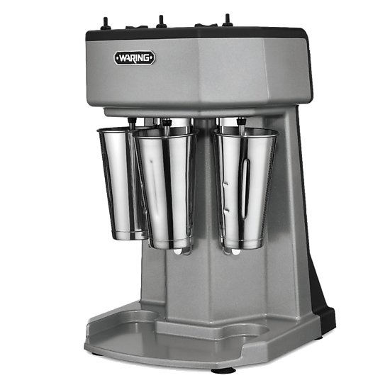 Heavy-Duty Triple-Spindle Drink Mixer