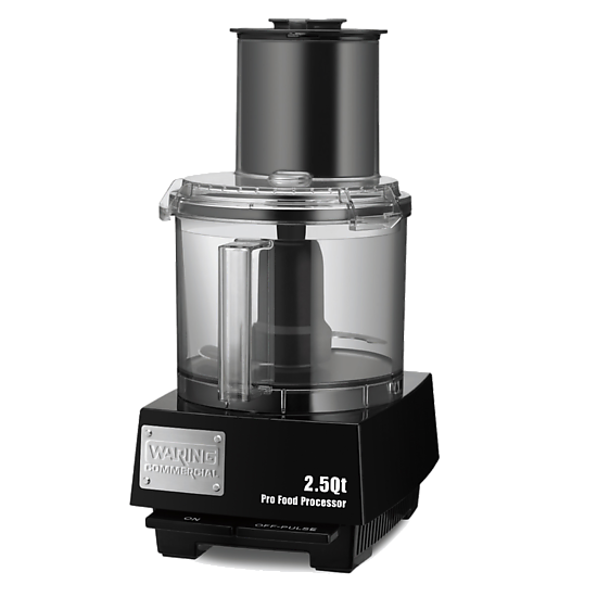2.5 Qt. Bowl Cutter Mixer with the Patented LiquiLock® Seal System