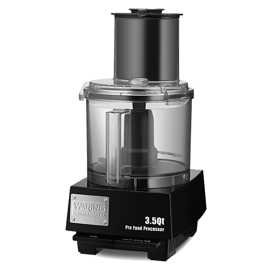 3.5 Qt. Bowl Cutter Mixer with Patented LiquiLock® Seal System