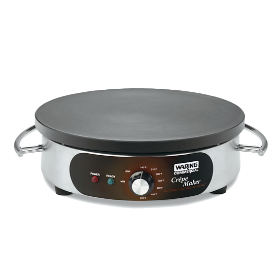 16″ Electric Crêpe Maker, 120V